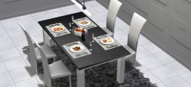 Dining set Trinity – 160 animations