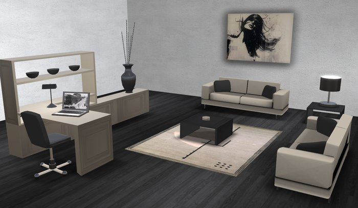 Living Room Set Ronhill