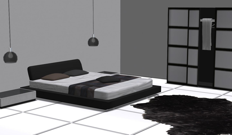 Bedroom Black Magic
