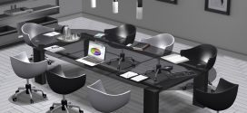 Conference room Mensa – conference table, office – Adult – 126 animations