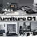 Complete furniture for the whole house Black Elegant Line