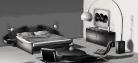 Bedroom Black Coral