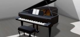 Black Sex Piano Amadeus