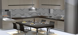 Kitchen and Dining room Tesla (118 animations)