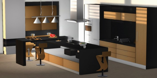 Kitchen Tribeca (193 animations)