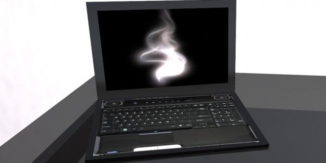 Black Laptop Lex (visitor tracker, send/receive e-mail, slide show…)