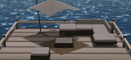 Outdoor set Solaris (sex/cuddle animations)