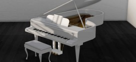 White Sex Piano Amadeus