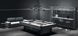 Billiard room Madera – 183 animations [mesh]