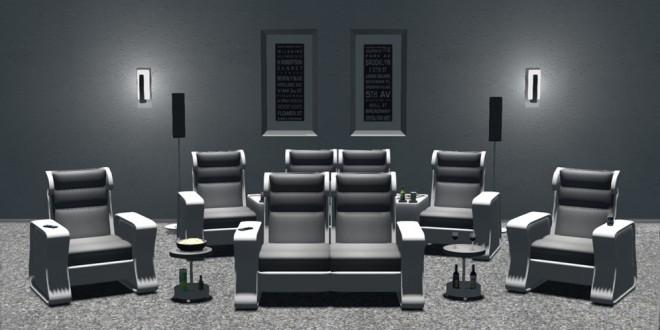 Home Theater Belmondo [mesh]