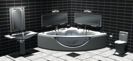Jacuzzi, Bathroom Maxima