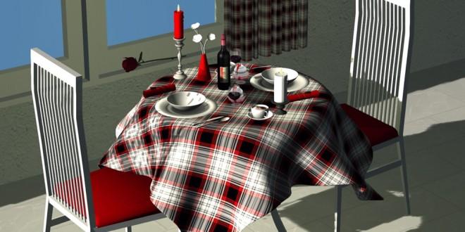 Romantic Table Magic [mesh]