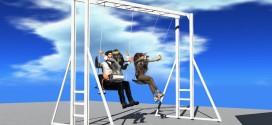 Swing Acrobat [mesh]