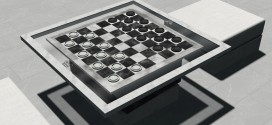 Checkers Set – playable [mesh]