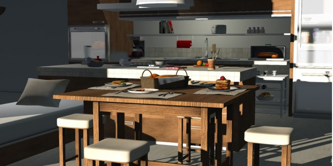 Kitchen Maxx – 140 animations [mesh]