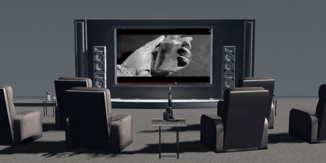 Home Theater Burton [mesh]