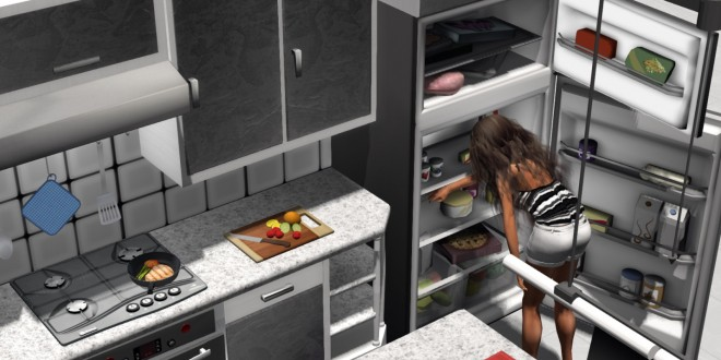 Kitchen Paloma [mesh]