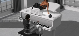Grand Sex Piano Rhapsody – 130 animations
