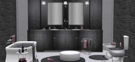 Bathroom Glamour – 136 animations