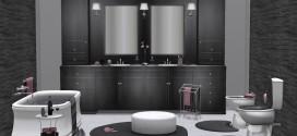 Bathroom Glamour – 136 animations