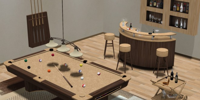 Billiards – Bar room Hazard – 148 animations – Adult