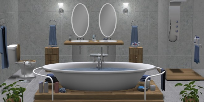 Adult Bathroom Syntagma – 184 animations, 1 long scene