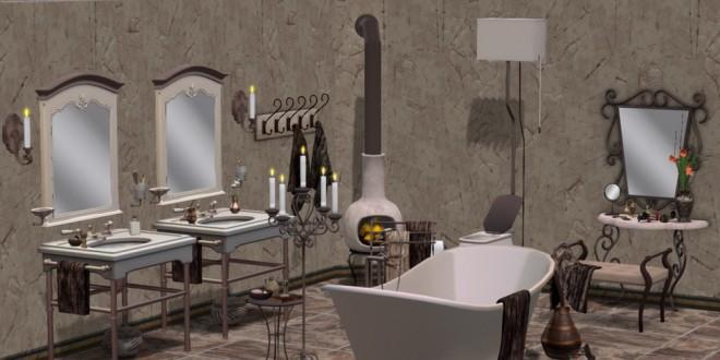Antique Bathroom Abigail