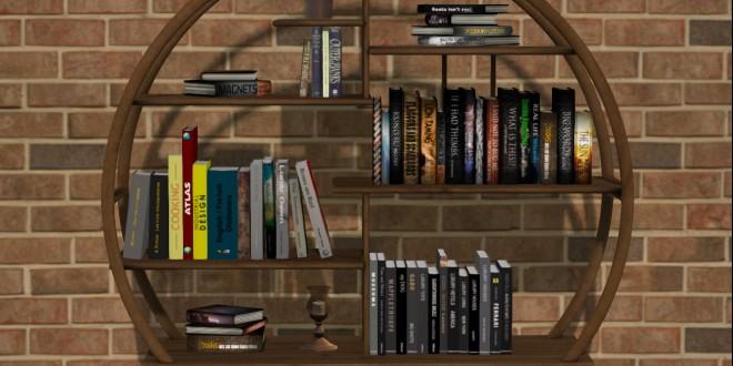 Bookshelf Bohemia