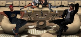 Home Theater Living Room Drama – 147 animations – PG