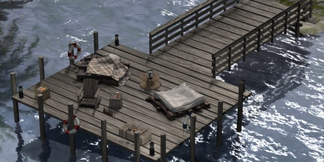 Dock Solana – 101 animations (PG)