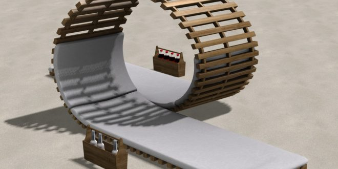 Coaster Lounger Hurricane