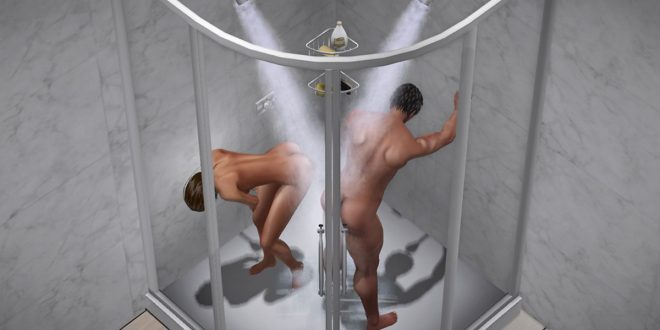Shower Aqua Viva – 86 animations