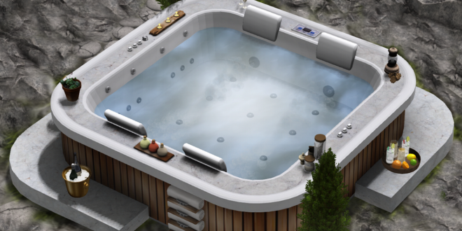 Hot tub, Jacuzzi Favola