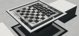 Checkers Set – playable