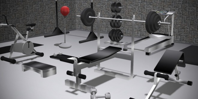Gym Eruption (65 animations)