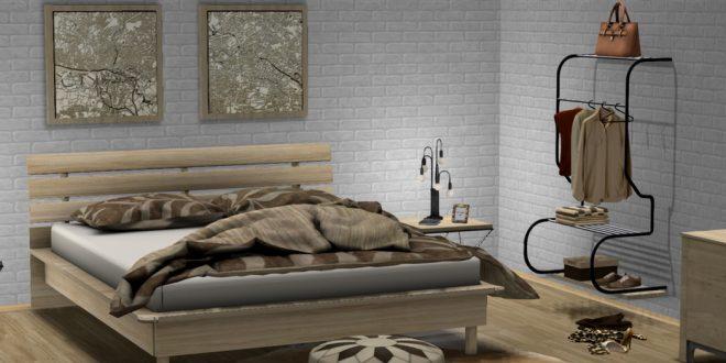 Bedroom Arcadia – 166 animations