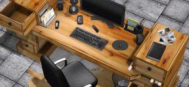 Industrial Desk Context