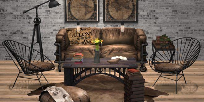 Living room Buffalo