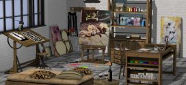 Art studio Alter – Adult – 170 animations