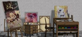 Art studio Alter – PG – 45 animations