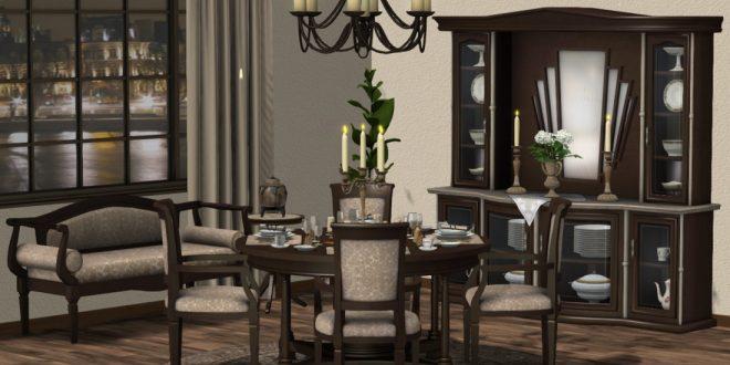 Dining Room Victoria