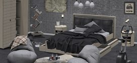 Bedroom Memento – 244 animations