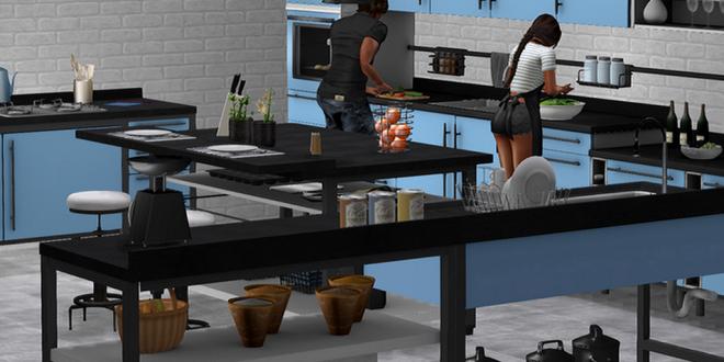 Kitchen Vista