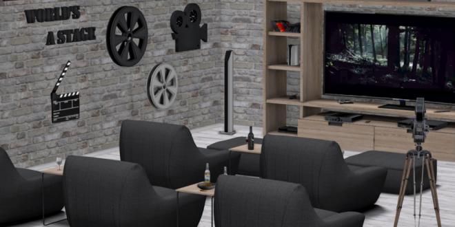 Home Theater Noir